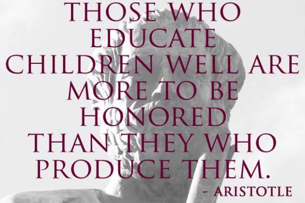 Aristotle quote_teachers