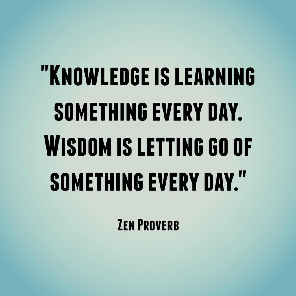 Sheila Callaham, wisdom