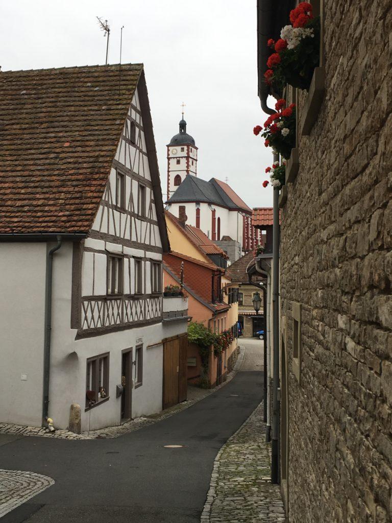 Dettelbach, Germany, Sheila Callaham
